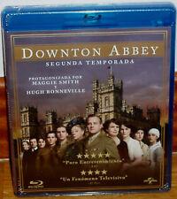 Downton Abbey 2 Première Saison Complète 2 Blu-Ray Neuf Scellé (sans Ouvrir) R2