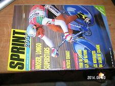 Sprint International n°76 Moser Longo Patrice Esnault Tour de l'Avenir