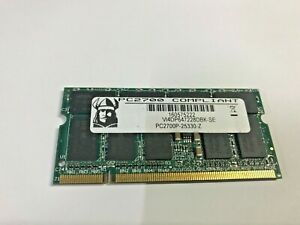 Cisco MEM-NPE-G1-1Gb 2x512 MB Memory Modules (1 GB total) for NPE-G1