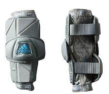 Adidas Performance Eqt Berserker Lacrosse Arm Guard, Onyx Grey, Men's sz X-Large