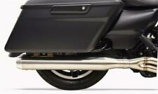 BASSANI Road Rage III Stainless Straight Can - 1F28SS -  2/1 for M8 Touring