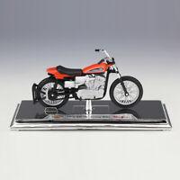 1972 Harley-Davidson XR750 Racing Bike Scale 1:18 Diecast Motorcycle Model