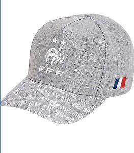Equipe de FRANCE de football FFF Official Collection Men's Cap