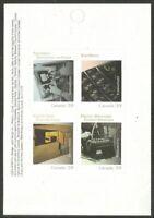 Canada # 2488 Canadian Innovations MNH ** souvenir sheet