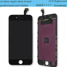 UK OEM IC LCD Display Touch Screen Digitizer Replacement For iPhone 6 Black 4.7""