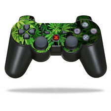 Skin Decal Wrap for Sony PlayStation 3 PS3 Controller sticker Weed