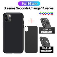 ändern Fake Kamera Objektiv For iPhone X XR Xs Max to iPhone 11 Pro Max