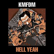 KMFDM Hell Yeah CD Digipack 2017