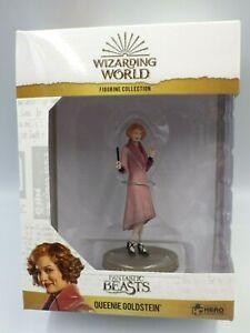 Figurine Queenie Goldstein Beasts Wizarding World Eaglemoss 4 5/16in New
