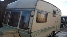Classic 80'S 4 Berth Touring Caravan Lightweight Delivery Possible