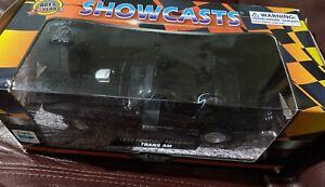 MotorMax 1:24 Scale 1973 Pontiac Firebird Trans Am Die Cast Model Car Black