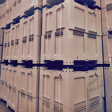 New Plastic Pallet Box 1200 x 1000 x 760