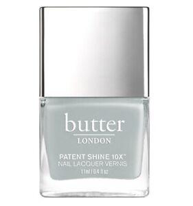 Butter London London Fog Patent Shine 10X Nail Lacquer Polish 0.2oz Mani/Pedicur