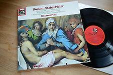 ROSSINI Stabat Mater Malfitano MUTI LP EMI digital 067-43221 nm