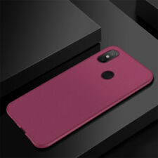 For Xiaomi Mi A2 Lite A1 8 F1 Shockproof Silicone Slim Sandstone TPU Case Cover
