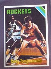 1975 Topps Rudy Tomjanovich #70 Rockets NM/MT