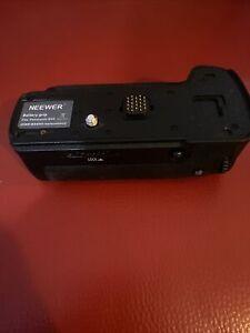 Neewer Battery Grip For Panasonic GH5 DMW-BGGH5