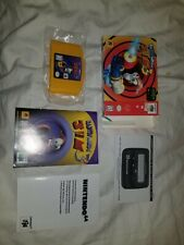 Earthworm Jim 3D N64 complete in box in Excellent+ condition CIB