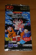 DRAGON BALL Z DBZ SERIE 3 HERO COLLECTION BOOSTER PACK SEALED CARD CARTE ARTBOX