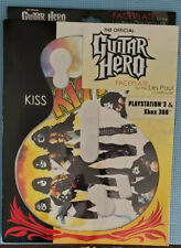 NEW GUITAR HERO - KISS - FACE PLATE for the LES PAUL CONTROLLER PS3 & XBOX 360