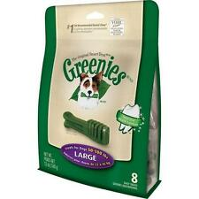 Greenies Large Treat Pack 340gm for teeth in dogs