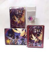 Cardfight! Vanguard Masquerade Master , Harri - Sleeve ,Deck Case ,Storage Box