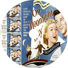 On Moonlight Bay - Doris Day Gordon MacRae Jack Smith Musical 1951
