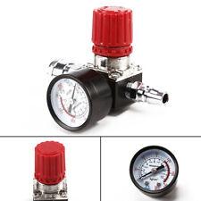 "1/4"" Air Compressor 180Psi Pressure Regulator Gauge Regulating Control Valve Fm"