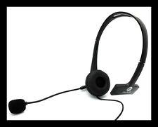 OVER-THE-HEAD HEADPHONE MONO HEADSET BOOM MIC FOR IPHONE 6 6S / Plus 5S 5C 5 4S
