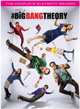 The Big Bang Theory Season 11 (DVD) NEW RELEASE! FREE SHIP