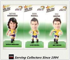 2008 Select NRL Color Figurine Collectable Trading CARDS team Set Eels (3)