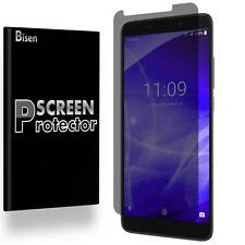[BISEN] Privacy Anti-Spy Screen Protector Guard Shield For T-Mobile Revvl 2 Plus