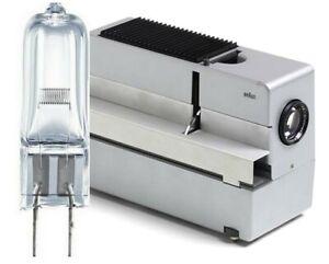 Ampoule pour Braun AG D 46 Projecteur de diapositive