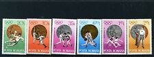 ROMANIA 1972 Sc#2381-2386 SUMMER OLYMPIC GAMES MUNICH SET OF 6 STAMPS  MNH