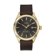 Timex TW2P77500 Chesapeake Men's PVD Gold plated Case Quartz Watch - RRP £ 49.99