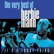 Herbie Mann - It's A Funky Thing: The Very Best Of Herbie Mann [New CD]