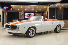 1969 Chevrolet Camaro RS/SS Indy Pace Car Convertible Restomod