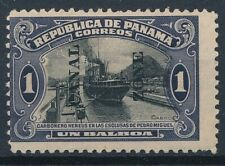 [37758] Panama Canal Zone 1915 Good stamp Very Fine Mint no gum