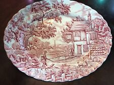 The Hunter by MYOTT Hand Engraved Serving Plater