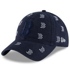 87a196c3375 Boston Red Sox Hat Logo Scatter 9TWENTY Adjustable New Era Strapback Cap