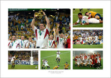 England Rugby Team 2003 World Cup Final Photo Memorabilia (MU6)