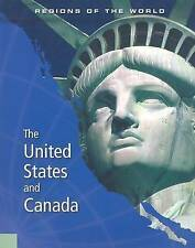 The United States and Canada (Regions of the World)-ExLibrary