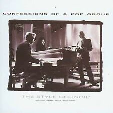 Confessions of a Pop Group [Remaster] by The Style Council (CD, Aug-2000, Spectrum Music (UK))