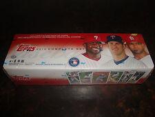 2010 Topps Baseball--Complete Set--Hobby--Factory Sealed--Strasburg, Posey RC's