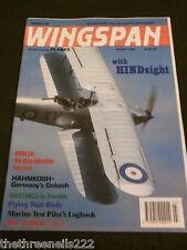 WINGSPAN #109 - MALTA UNSINKABLE CARRIER - MARCH 1994