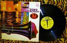Tony Scott Self-Titled LP Verve V6-8788 DJ Promo Spider Burks Leo's Five STL
