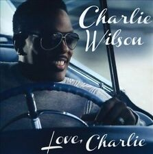 Love, Charlie by Charlie Wilson (CD, 2013, RCA) sealed, drill hole in cd case