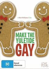 Make The Yuletide Gay (DVD, 2011) Brand New Australian Release Region ALL