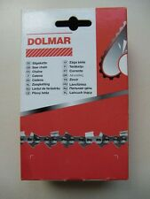 """Dolmar Sägekette 325"""" / 1,3 mm / 55E Kette Ersatzkette Kettensäge 512.484.755"""