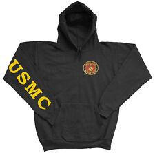 USMC sweatshirt Men's size US Marines hoodie marine corps sweat shirt hoody